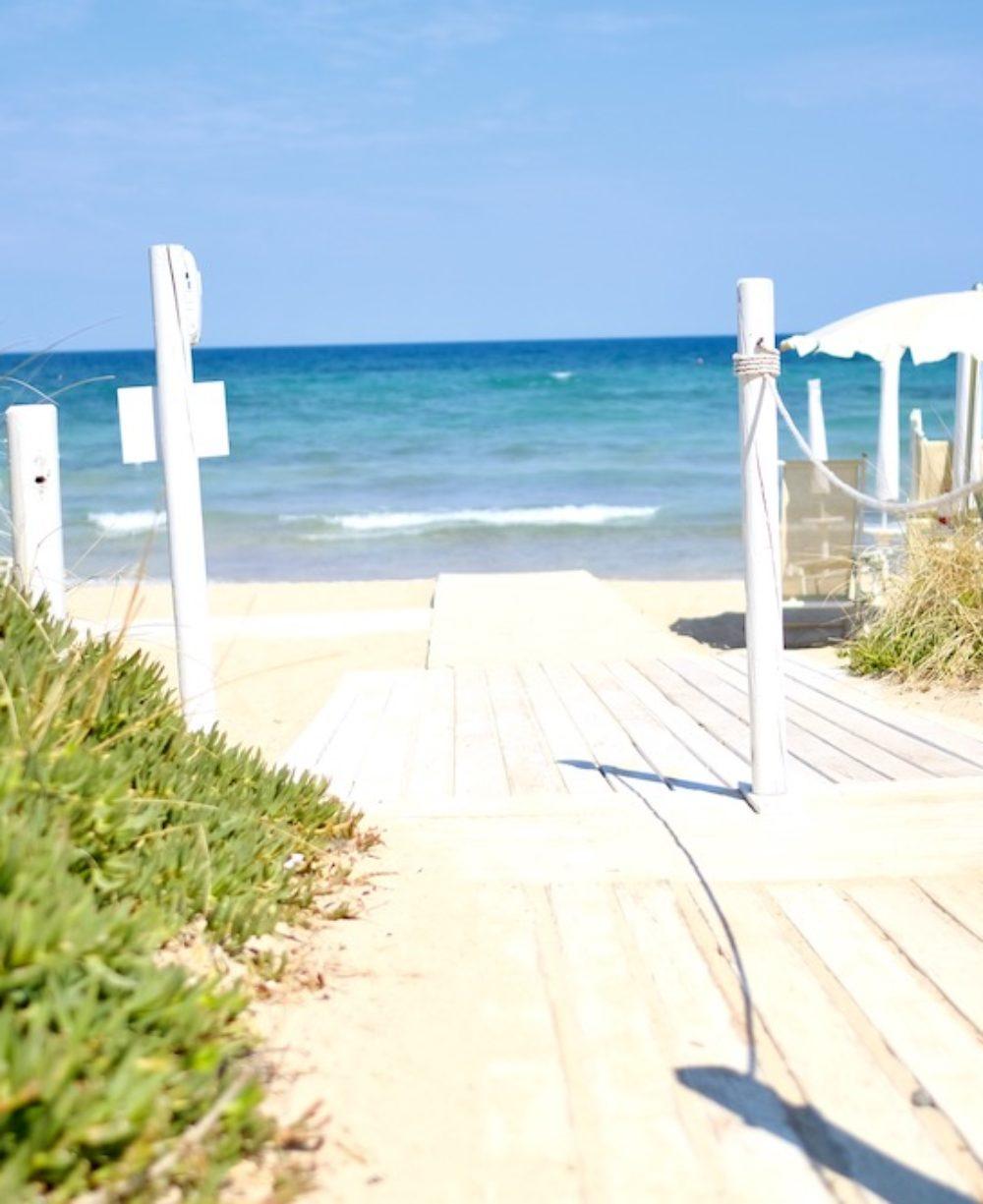 T Beach